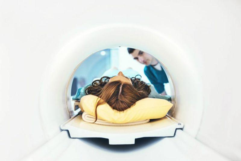CT MRI Testing