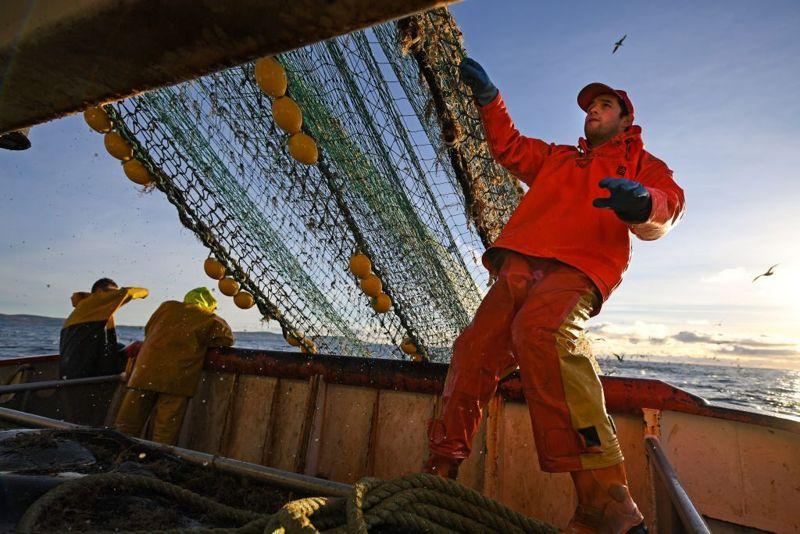 dangerous jobs fishing commercial fishing worker