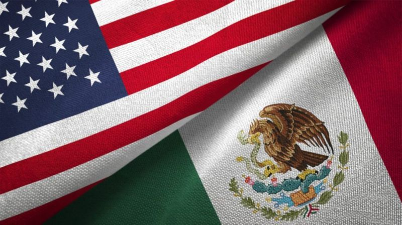 United States Mexico relations roosevelt