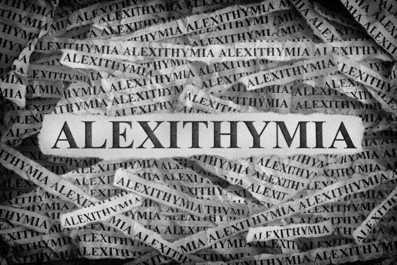 what is alexithymia