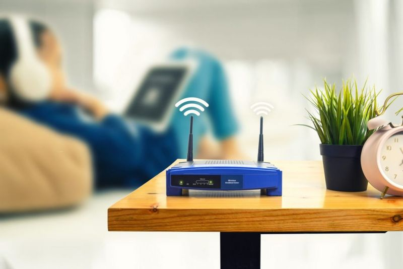 Wi-Fi frequencies