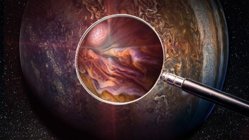 Swift winds in Jupiter's atmosphere