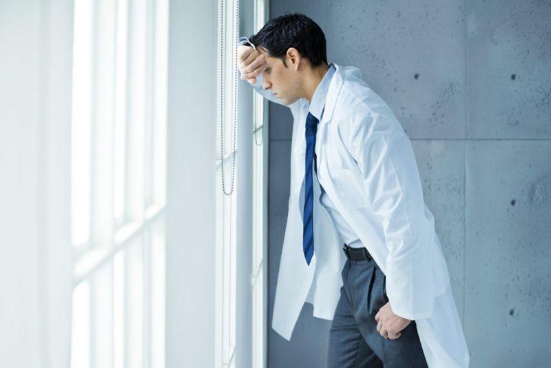 accomplishment Burnout syndrome
