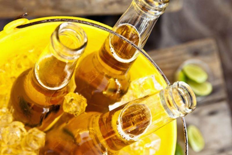 mexican beer corona happy hour