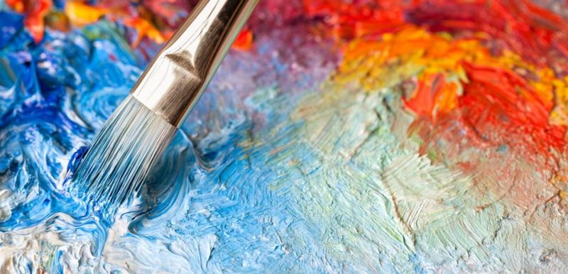 tools for mixing paints