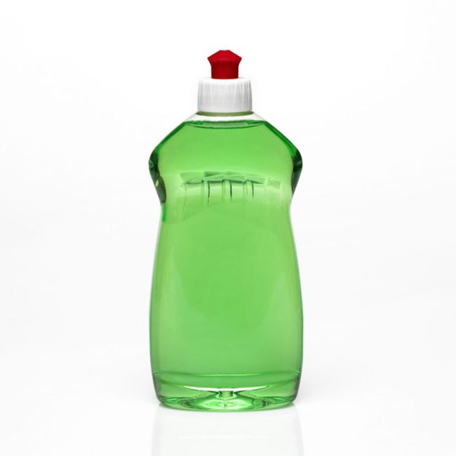 liquid soap, detergent, waxy, susceptible