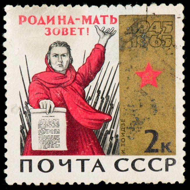 Women's Day russian revolution