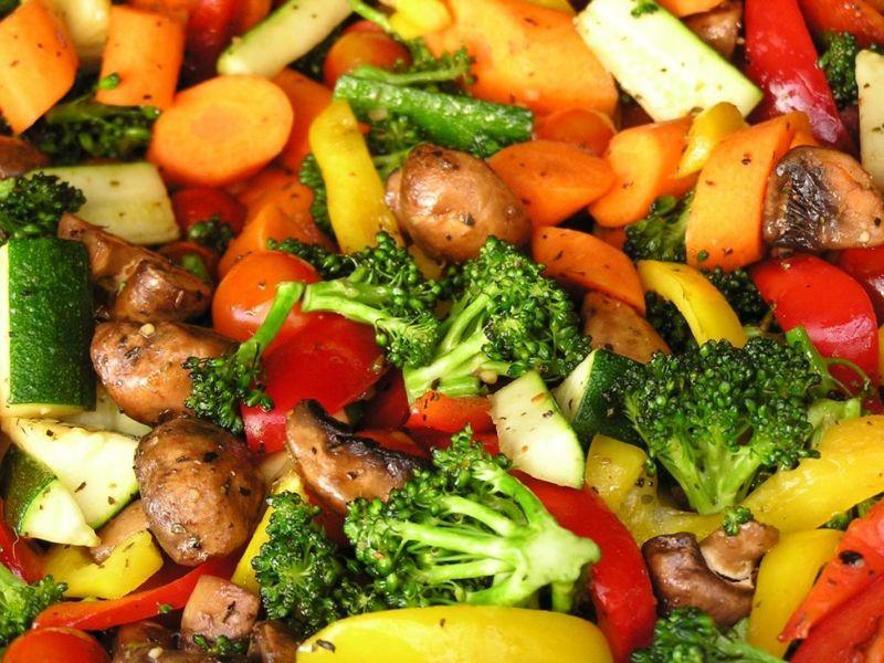 vegetables healthy breakfast