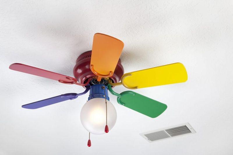 cool ceiling fan