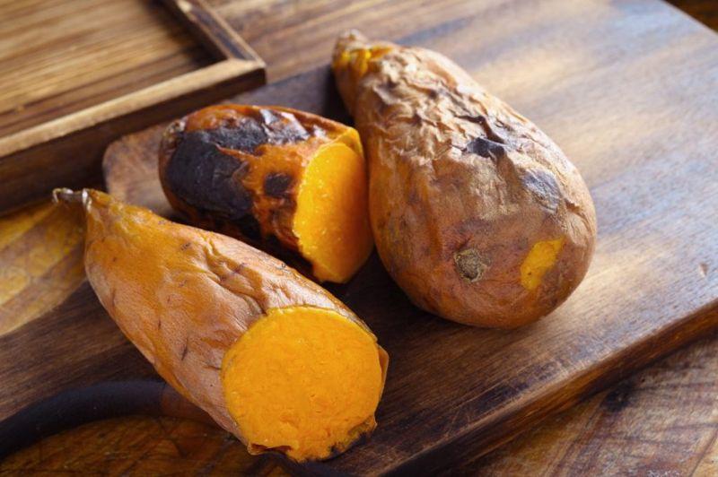 ready to eat sweet potato