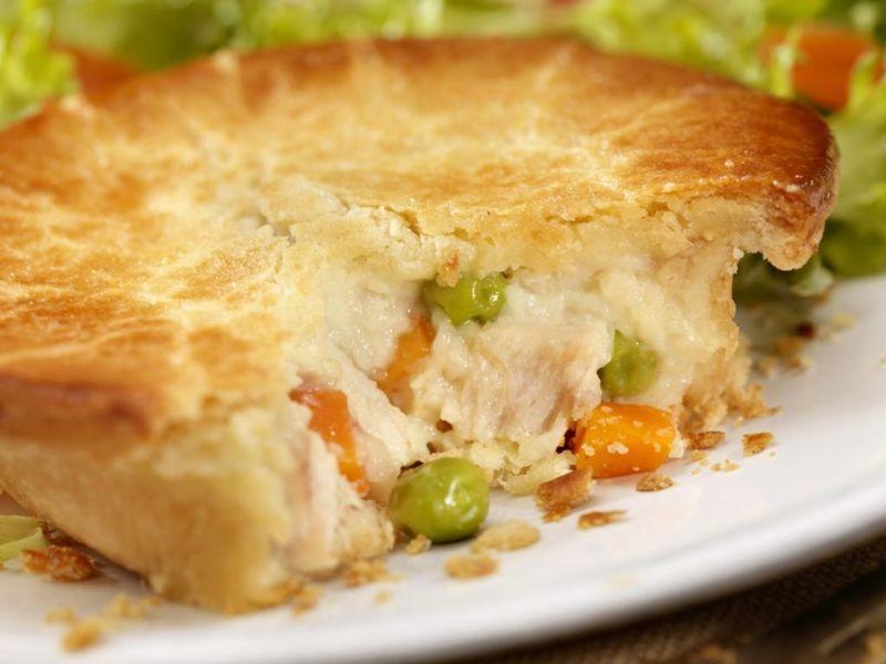 Chicken Recipes, Chicken Pot Pie