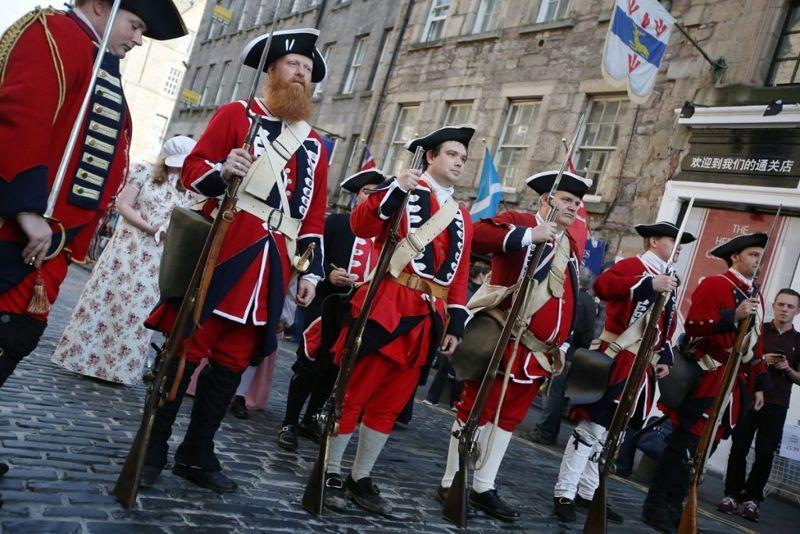 Declaration of Independence revoution