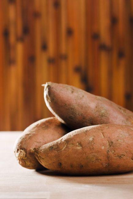 good looking sweet potato