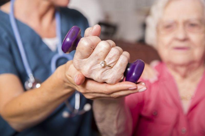 Still's disease flexibility joint