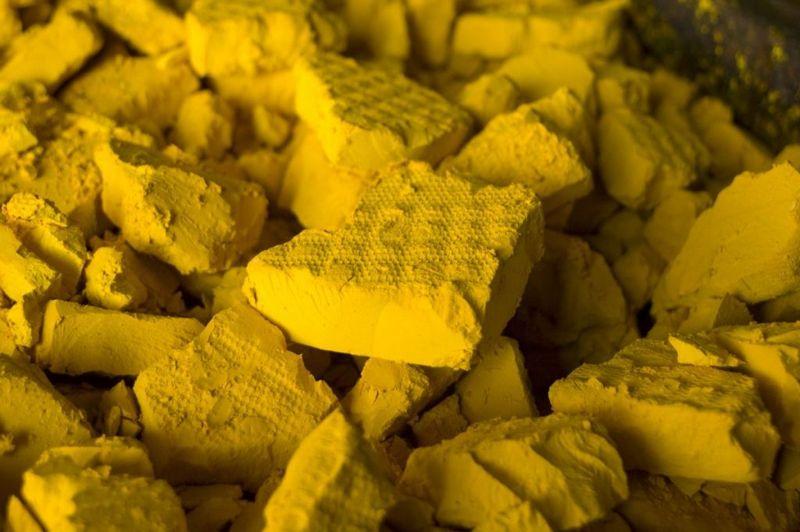 atom uranium
