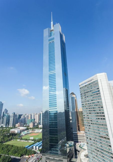tallest towers buildings