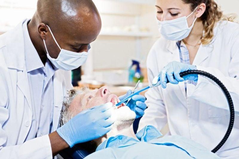 surgery Receding gums