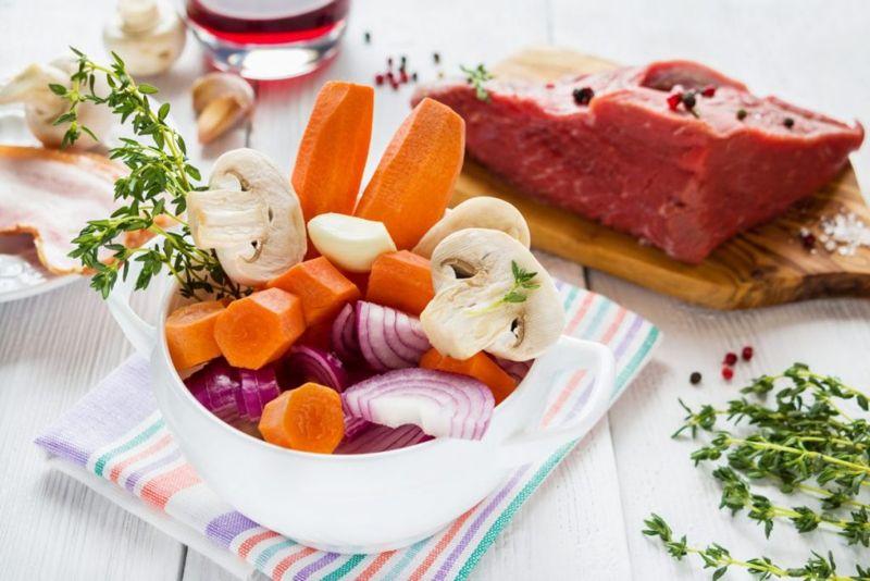 beef bourguignon ingredients