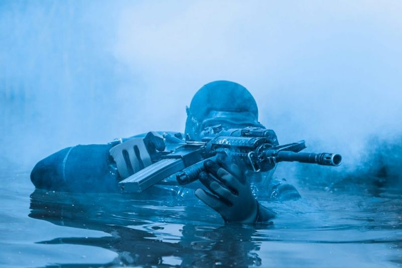 SEALs modern warfare