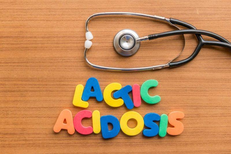Symptoms of Lactic Acidosis