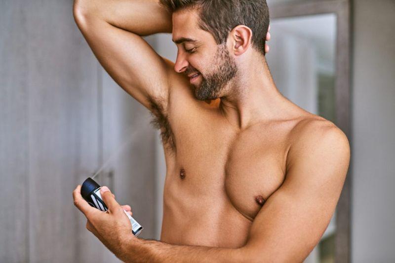 antiperspirants body odor
