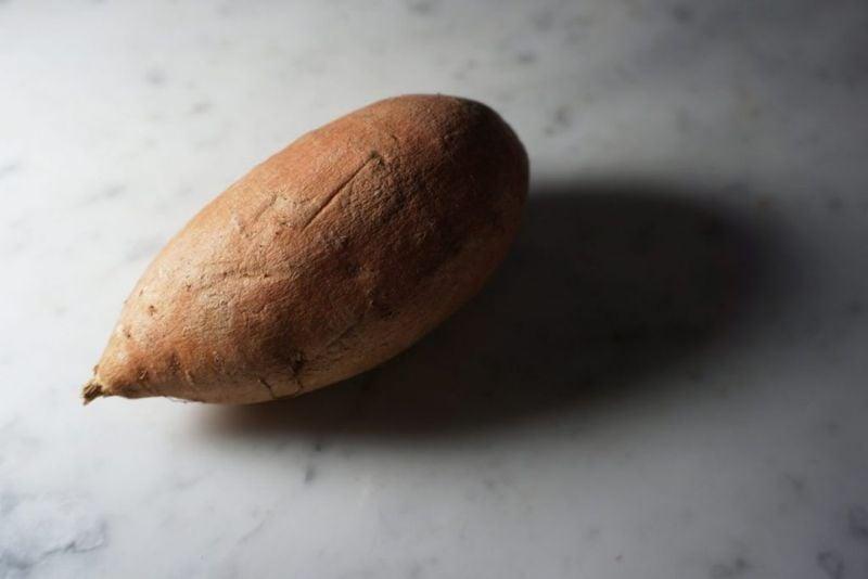 sweet potato perfect for pie