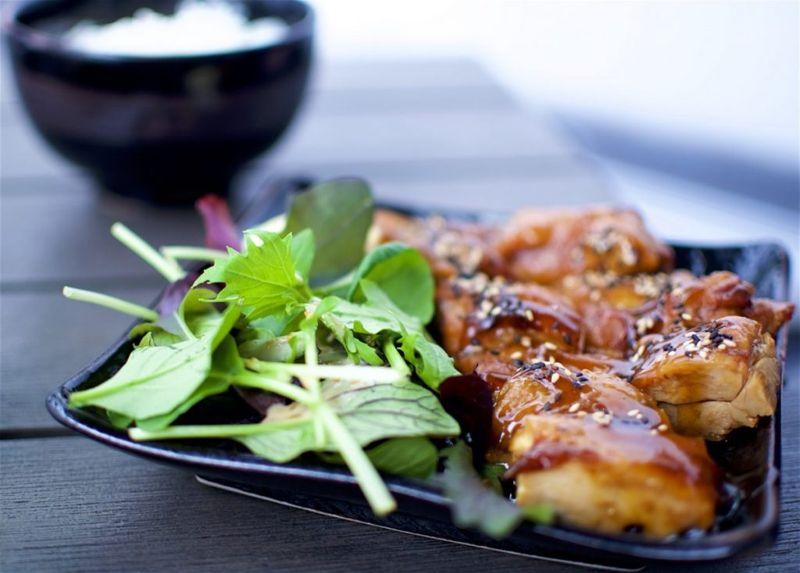 Chicken Recipes, Teriyaki Chicken