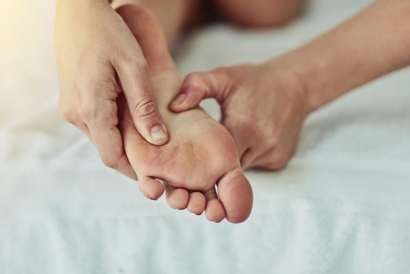 causes of charcot foot