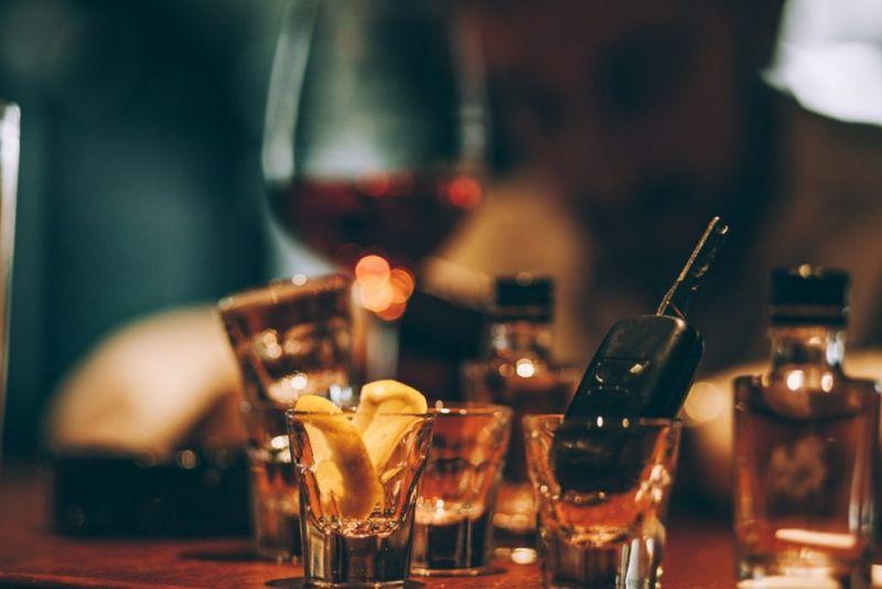 heavy alcohol consumption