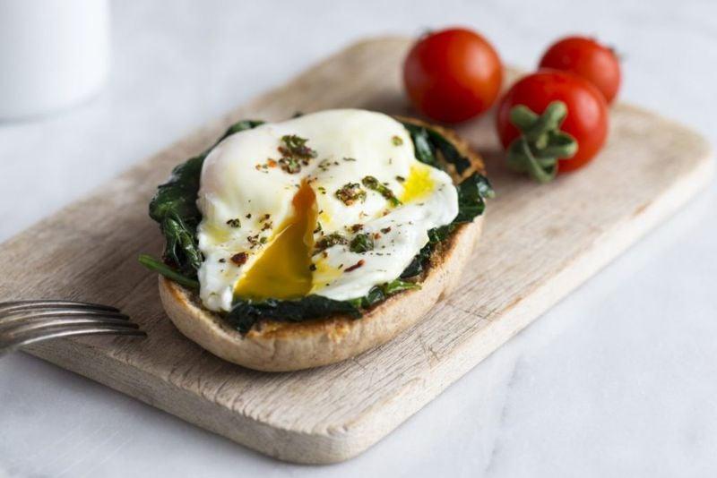 Eggs Benedict alternatives