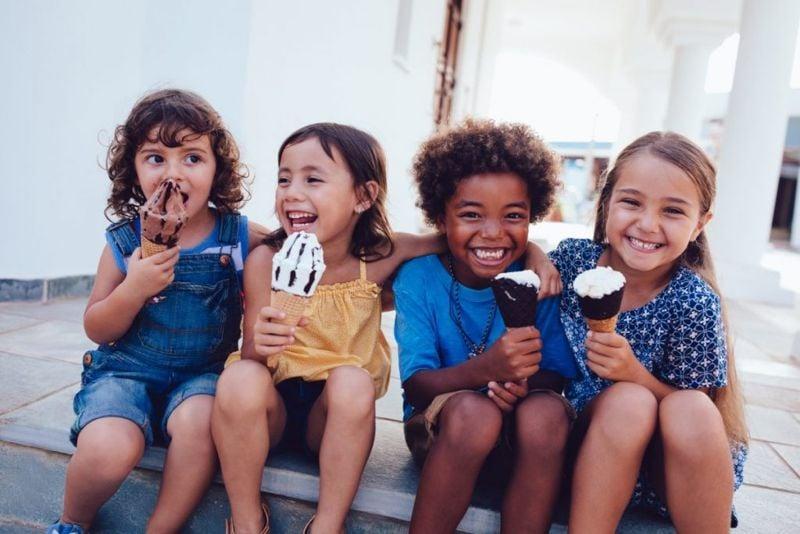 children cholesterol research