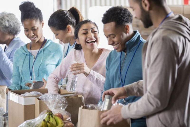 volunteer volunteerism philanthropy helping goodwill