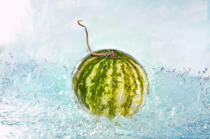 Wash the Watermelon
