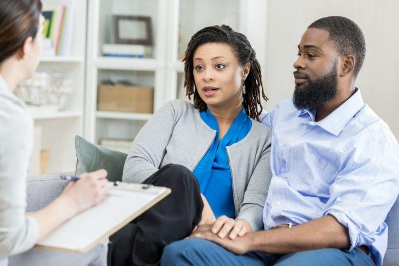 couples parent physician