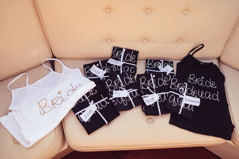 Bachelorette Party goodie bag ideas