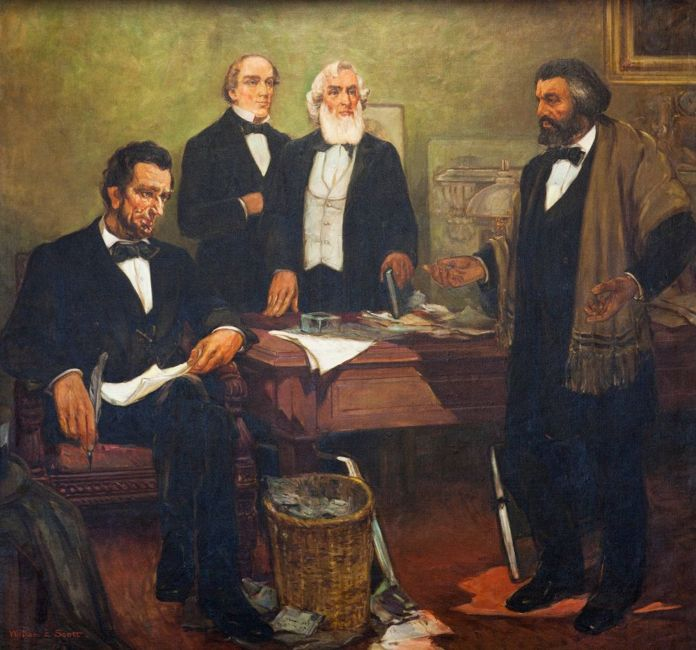 history behind Black History Month