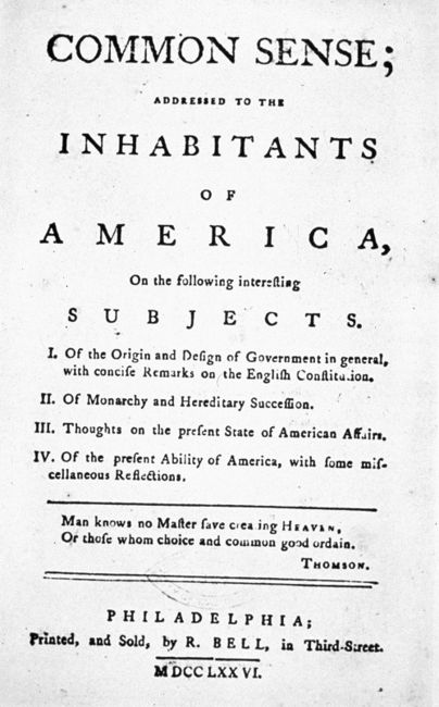 Declaration of Independence independant