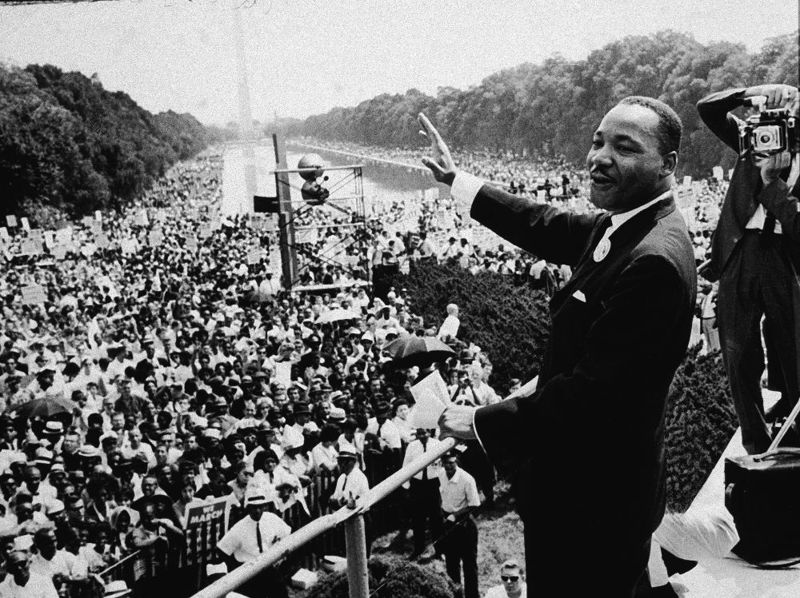 state acceptance Martin Luther King Jr. Day