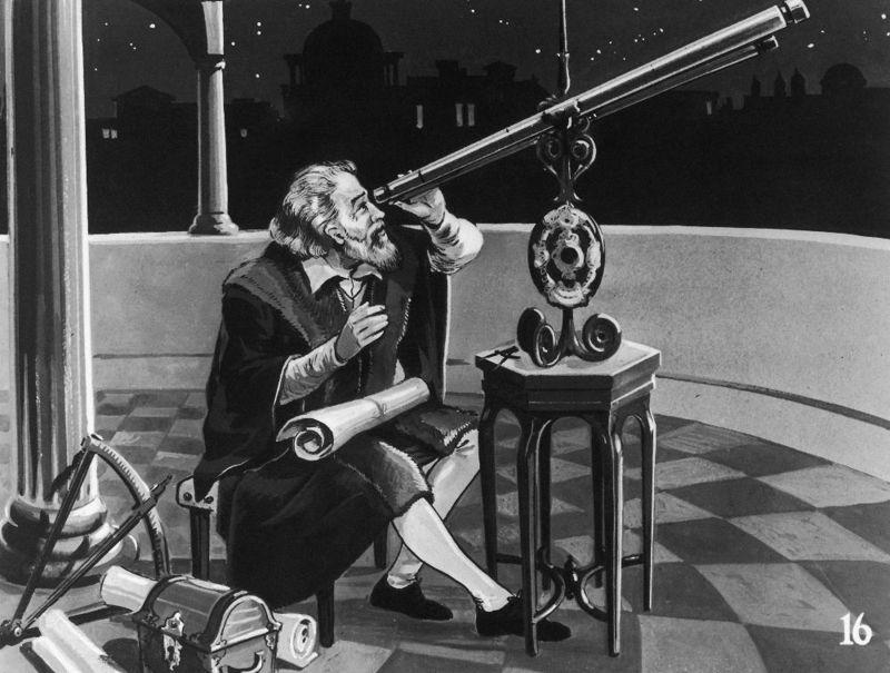 Galileo Galilei renaissance man