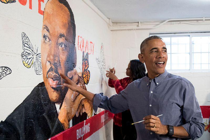Martin Luther King Jr. Day international observance