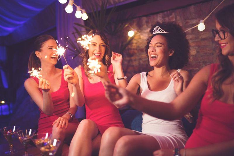 pampering inspo Bachelorette Party