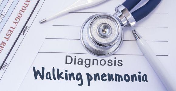 10 Signs of Walking Pneumonia