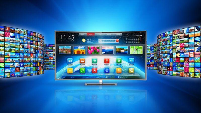 TV applications content