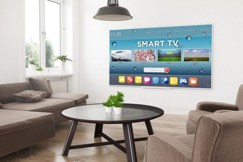 smart home TV