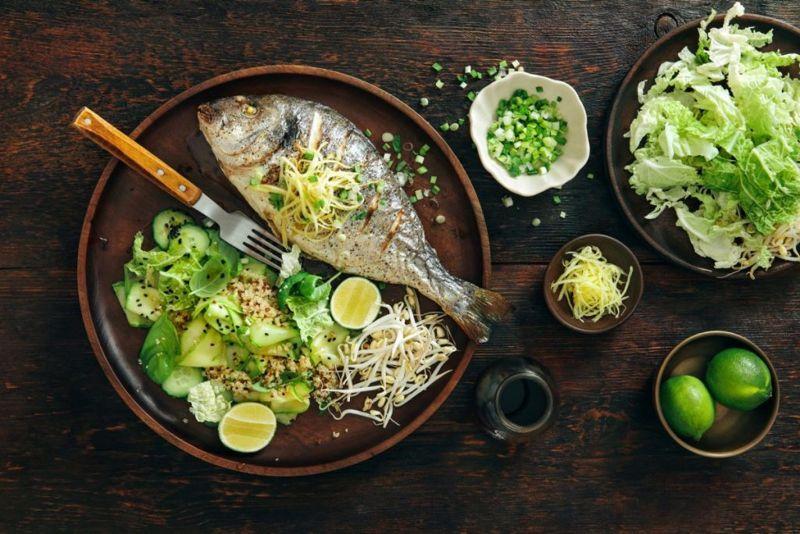 sauces marinades fish stir-fry