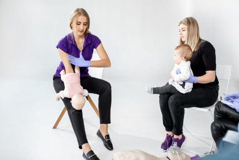 Baby Choking What To Do