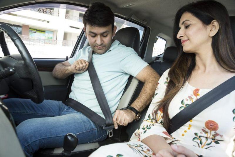 Safety Seatbelt Prevention