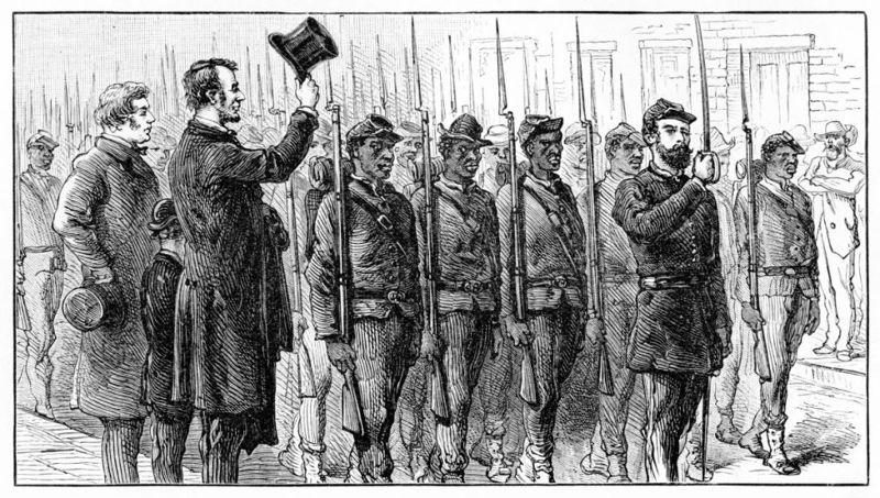 civil war Lincoln