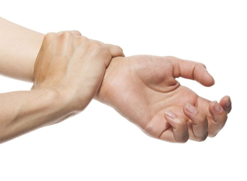 wrist end radius