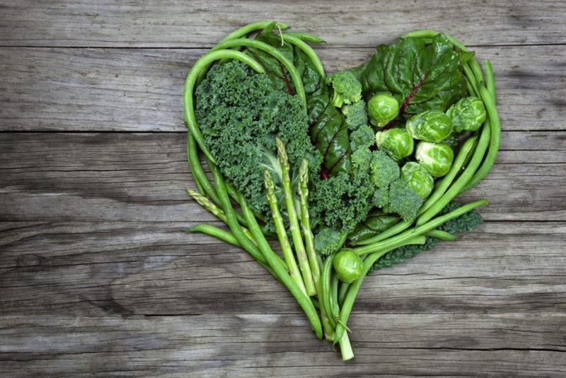 green vegetables casserole ingredient
